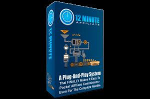 12 Minute Affiliate System Box