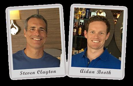Steve Clayton & Aidan Booth from Online Marketing Classroom